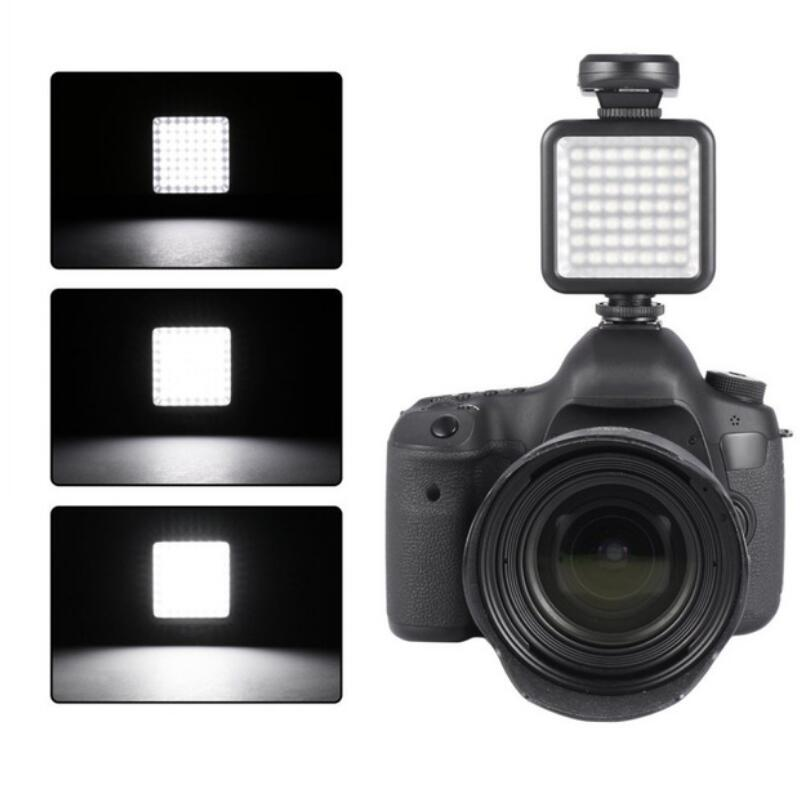49 LED Brightness Photography Lamp Flash Fill Light Video Light Lamp For Mobile Phone Action Camera стоимость