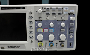 "Image 3 - New Hantek DSO5202BM Digital Storage Oscilloscope,2channels 200MHz 1GSa/s, 7"" Color Display, 2M Record Length"