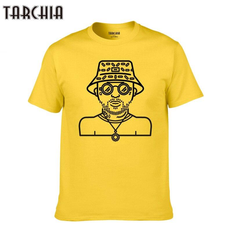 TARCHIA 2019 cotton rapper homme t shirt tee plus fashion men short sleeve t-shirt tops tees boy casual New hip hop SchoolboyQ
