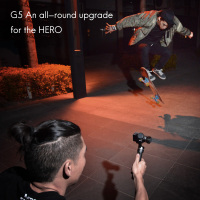 FeiyuTech Fy G5 3 Axis Handheld Gimbal Splashproof Bluetooth APP For GoPro HERO 6 5 4