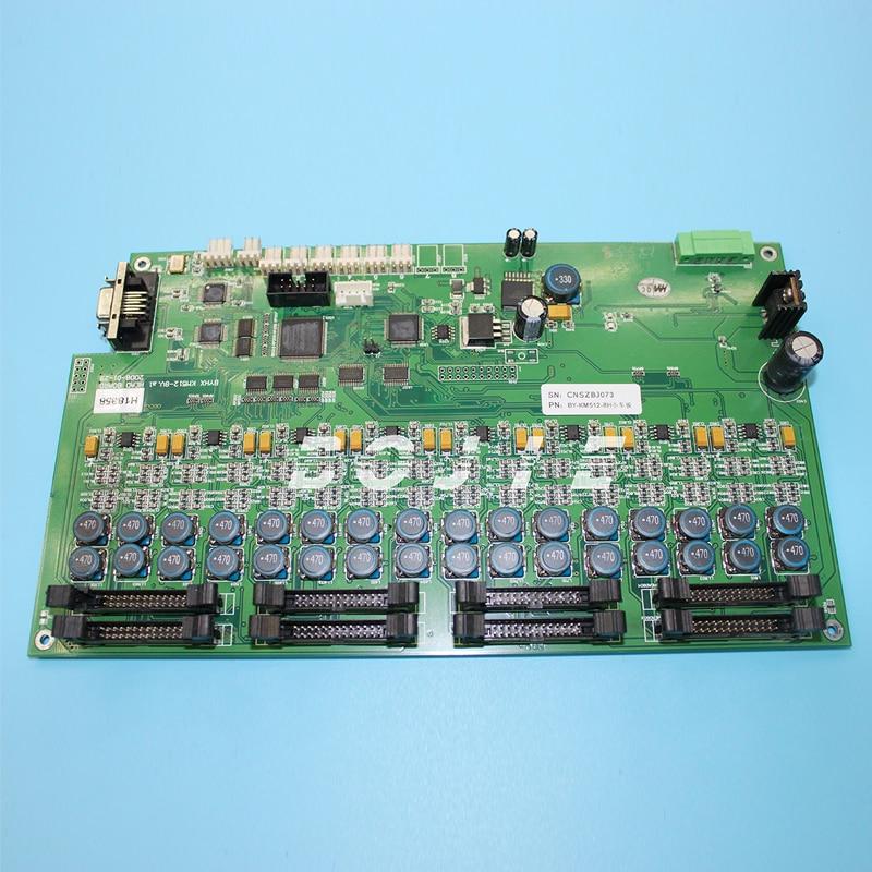 8 heads Konica 512 print head board for Allwin C8 solvent printer generic roland xc 540 xj 540 640 740 head board for 6 heads