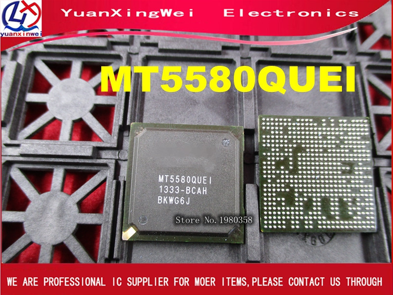 Free shipping 2pcs MT5580QUEI MT5580