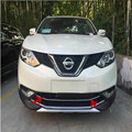 For Nissan Qashqai 2015  2016 Front Bottom Center Grille Grill Cover Trim 1pcs