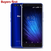 Blackview P6000 Face ID Smartphone Helio P25 6180mAh Battery RAM 6GB ROM 64GB 5 5 FHD