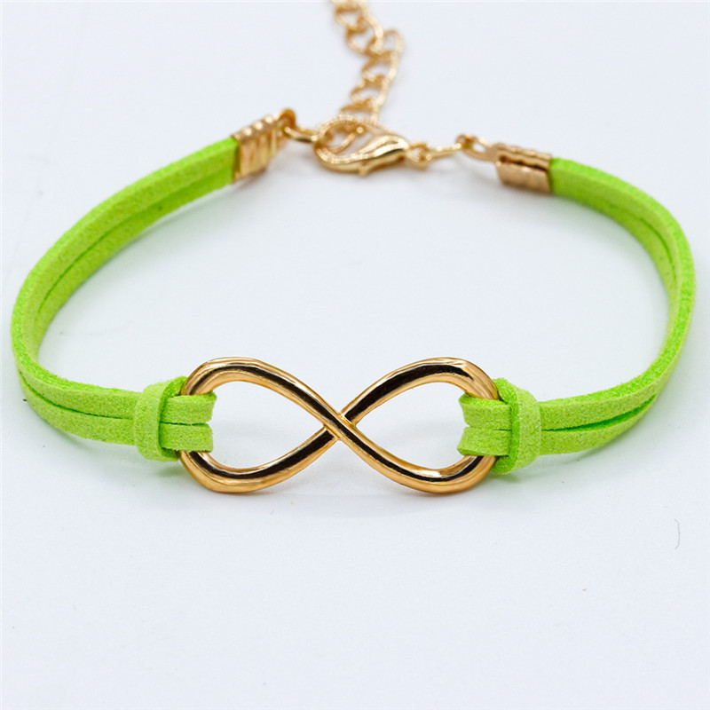 SL103-Hot-Selling-Cheap-Wholsale-Fashion-Infinity-Leather-Bracelet-Eight-Cross-Bangle-For-Girl-Wedding-Jewelry (2)