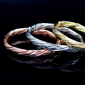 Image 3 - Sunny Jewelry, хит продаж, большой круглый Набор браслетов для женщин, Браслет манжета, вечерние ювелирные изделия для свадьбы, подарок, этнические ювелирные изделия