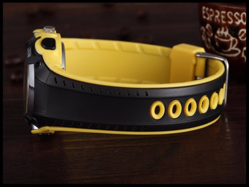 Original Ohsen Brand Fashion Sports Men's Watches 30M Waterproof Rubber Black Rubber Band Digital Sport Wristwatch for Men Gift (27)
