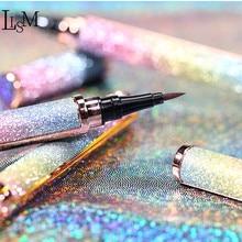 LISM Galaxy Waterproof Eyeliner Pencil Long Lasting Smudge-Proof Eye Makeup Cosmetic  Liquid Cosmetics