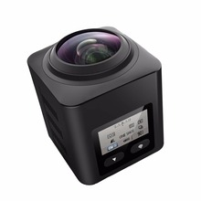 4K 360  mini wireless mini sport Waterproof Action DV camcorder 360 Degree camera 4K 30FPS Ultra HD 1080P Panorama video Camera