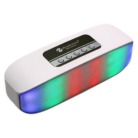 Memories Music Outdoor LED Wireless Bluetooth Speaker Portable Waterproof Speaker Support AUX And TF Card FM