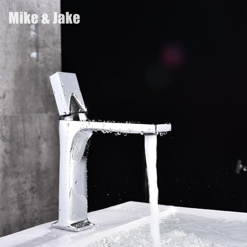 single handle basin mixer chrome brass crane washbasin faucet bathroom faucet double handle tap hot and