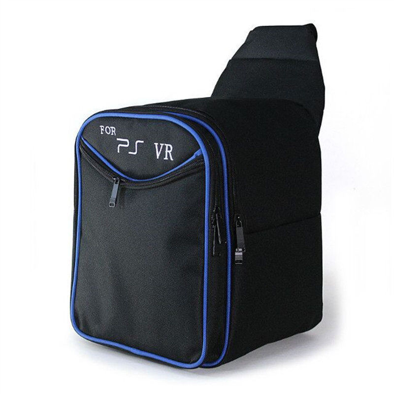 Multifunctional Travel Carry Case handbag Storage Case Protetive Zipper Bag Suit for Playstation VR PS4 PS VR 3D Glasses видеоигра для ps4 vr worlds только для vr