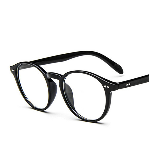 262ace0094b New brand designer eyeglasses frame fashion women round optical spectacle  frames japanese vintage men eyewear computer glasses