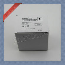 EDIsecure DIC10193 YMCKO Color Ribbon Work on DCP360i Printer