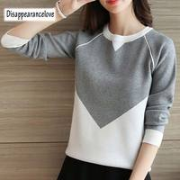 DRL Winter Pull Sweater Women 2019 Fashion Loose Jumpers Korean Pullovers Knitting Pullovers Thick Christmas Sweater