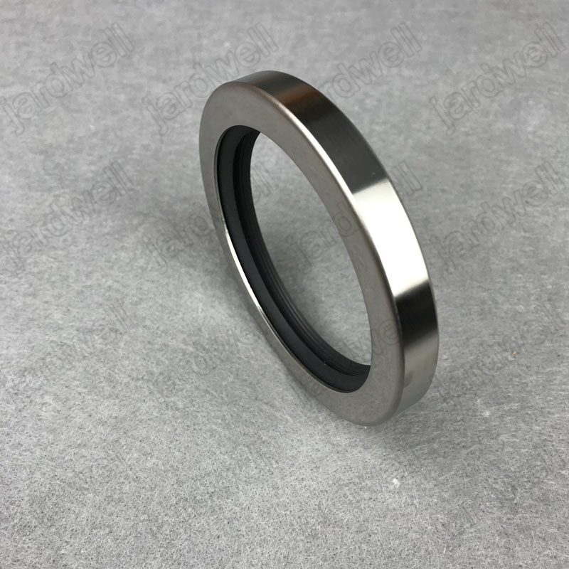 ID*OD*H:55x72x10(mm)  PTFE lip stainless steel shaft seal for screw air compressor