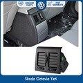 OEM Konsole Heizung Center Hinten Klimaanlage AC Outlet Vent für VW Volkswagen Skoda Octavia Yeti 1ZD 819 203-in Klimaanlage aus Kraftfahrzeuge und Motorräder bei