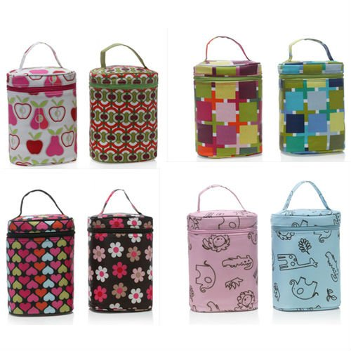 2017 New Carter S Cute Style Baby Bottle Cooler Bag Whole Mixed Color Design