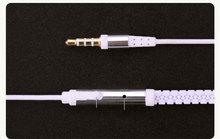 Anime Uzumaki Naruto Zipper Cable Earphone
