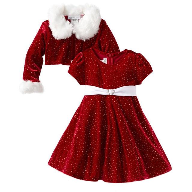 kerst jurk meiden