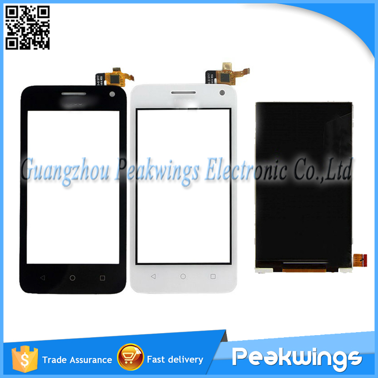 4.0 For Huawei Y360 LCD Display Screen Replacement with LOGO
