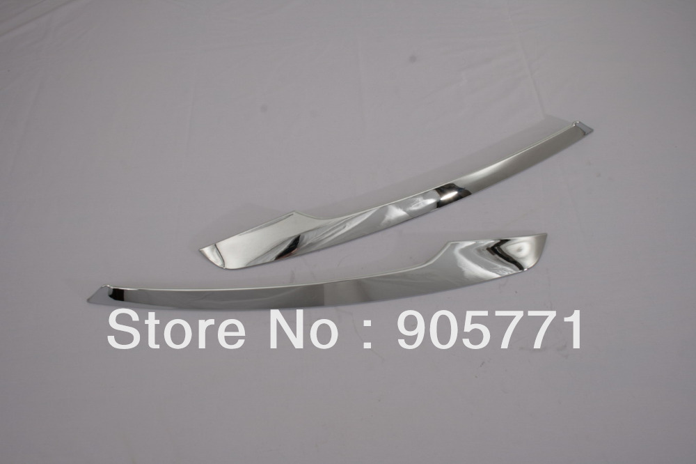 High Quality Chrome Front Lower Grille Strip Decoration for Ford Mondeo 2013 Up