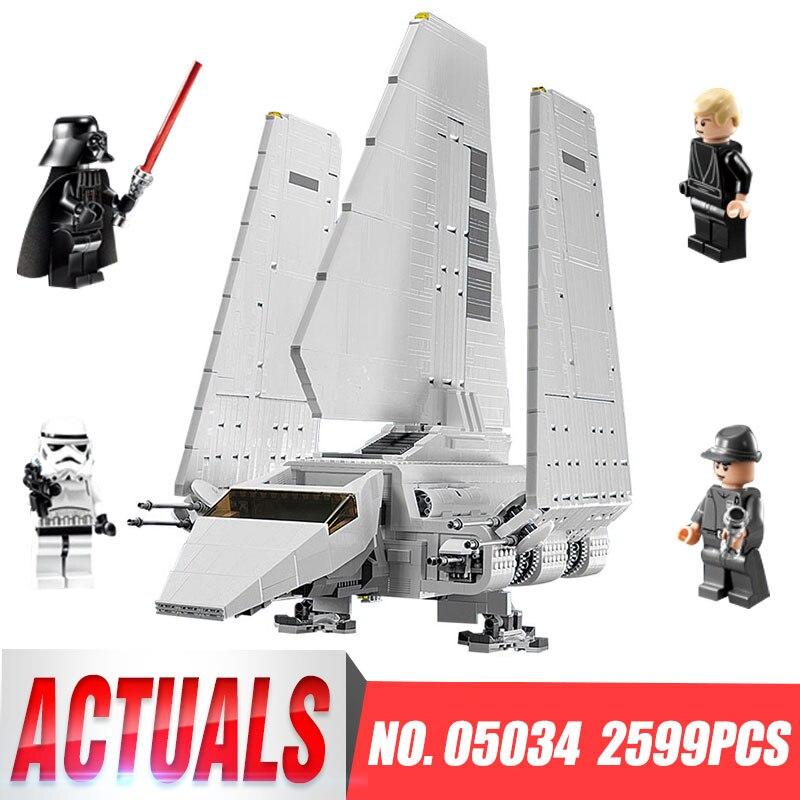 DHL lepin 05034 05039 Étoiles legoings 10212 10240 Imperial Navette Wars Building Blocks Briques garçons Jouets Enfants Cadeaux De Noël