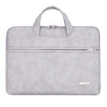 Leder Tasche Macbook Laptop