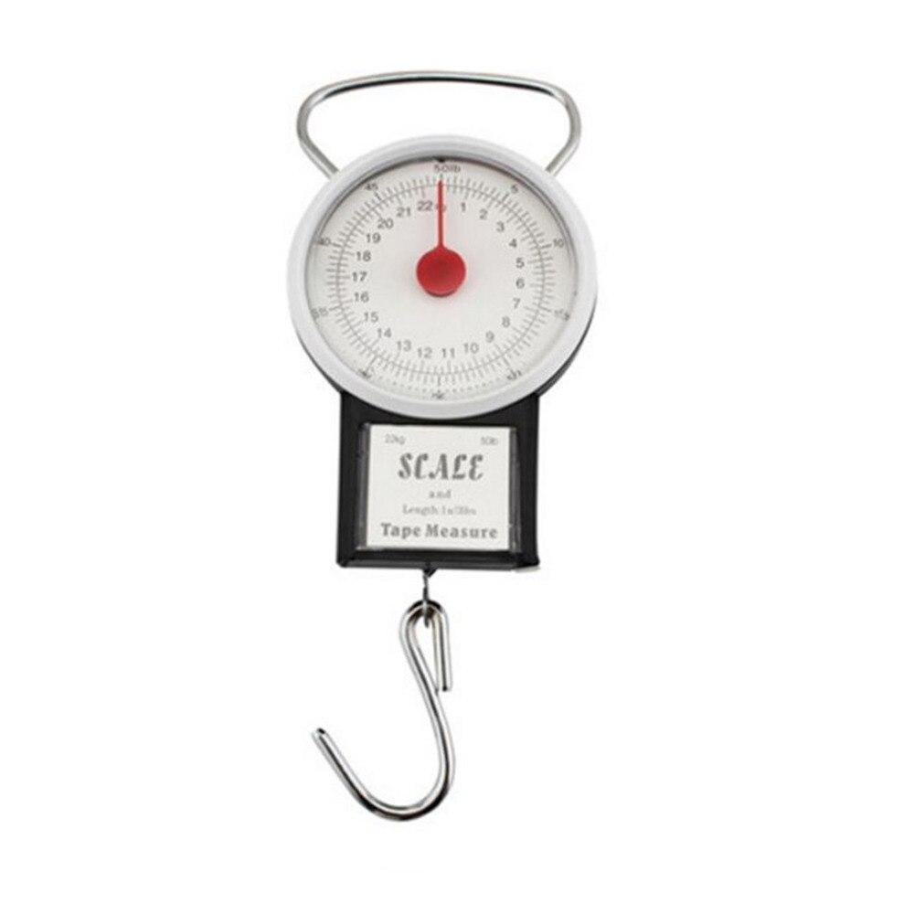 balance de peche portable de 22kg avec ruban de mesure pour peser l equilibre de poissons cuisine