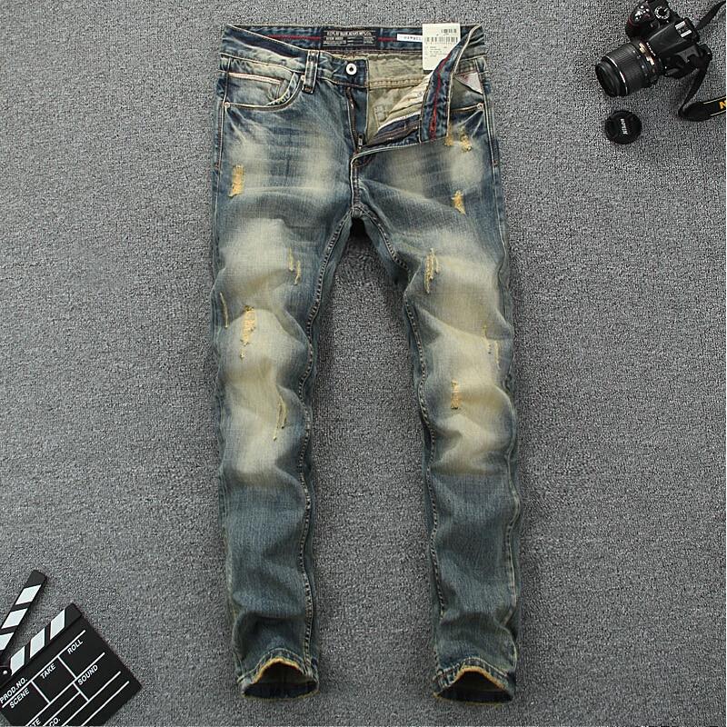 Designer Men's Jeans