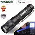Супер 3000LM CREE XM-L Q5 LED Фонарик 3 Режим Фонарик Супер Яркий Свет Лампы 170118