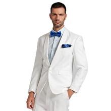new Men's suits, men hot sell tuxedo for man custom suit white groom suit dinner party wedding formal suit