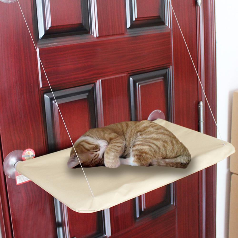 Hanging Cat Window Hammock 3