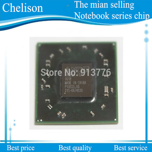 100% NEW  BGA CHIP 215-0674030