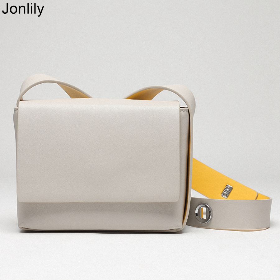 Jonlily Women Genuine Leather Messenger Bag Crossbody Bag Fashion Shoulderbags Elegant Handbag Teens Casual Daybag -KG146Jonlily Women Genuine Leather Messenger Bag Crossbody Bag Fashion Shoulderbags Elegant Handbag Teens Casual Daybag -KG146