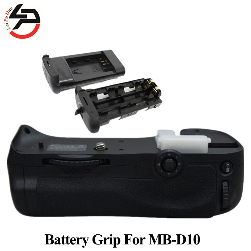 MB-D10 Multi-Power Battery Grip For Nikon D700 D300S D300 MB D10 SLR Digital Camera цена