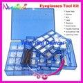 Três camadas de acessórios Kit de nariz de parafuso de pressão de bucha dicas do templo de 3721B Shippi livre