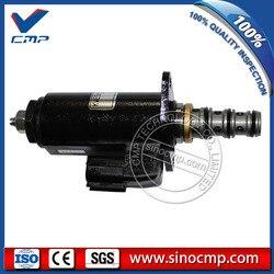 SK250-8 SK260LC-8 do koparek Kobelco zawór elektromagnetyczny YN35V00048F2
