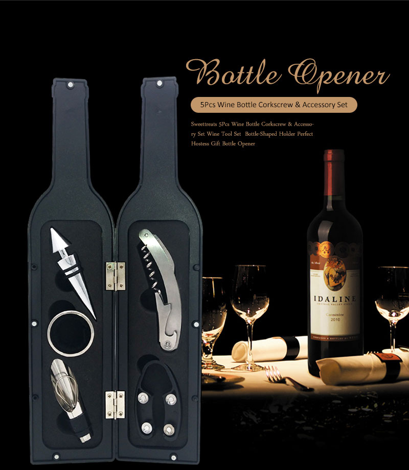 Wine Bottle Drip Ring And Foil Cutter Table Craft