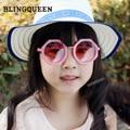 Cute baby Girls&boys 2016 NEW design Factory wholesale Round lens sunglasses UV400 Fashion kids children oculos de sol n694