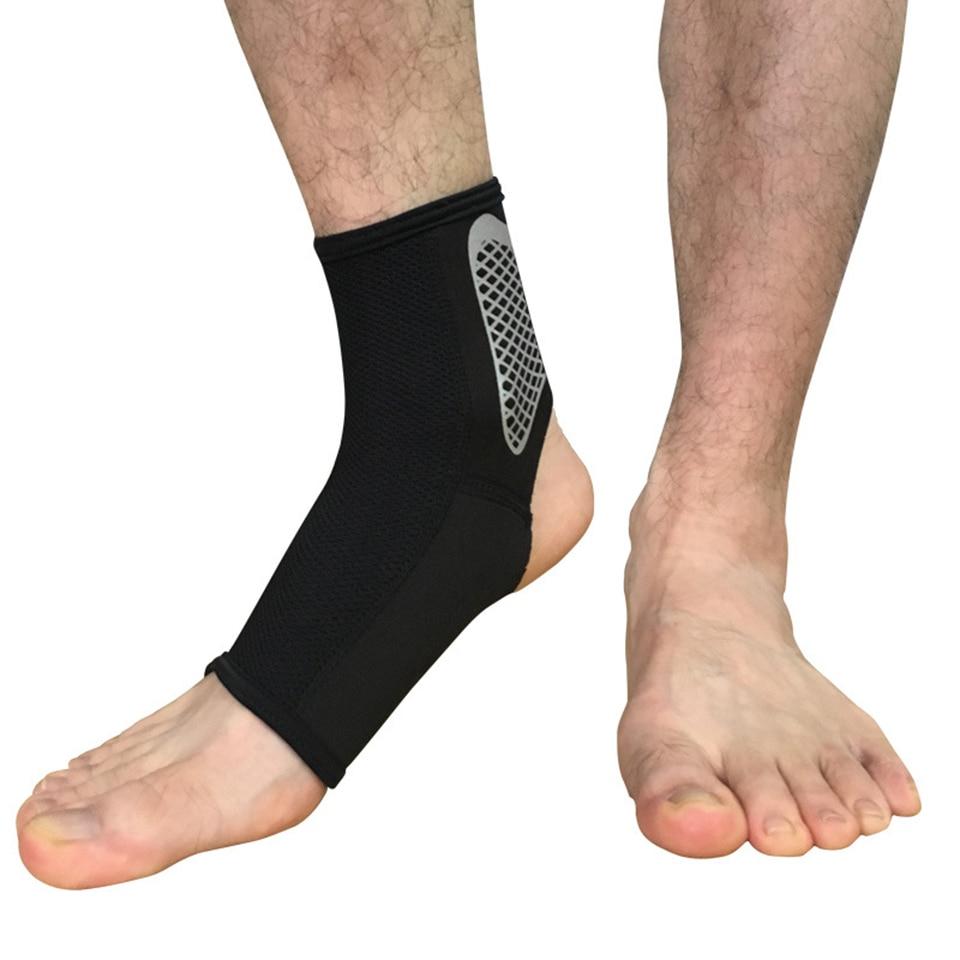 1PCS sportinės kulkšnies atramos kojinės pagalvėlės elastinės - Sportinė apranga ir aksesuarai - Nuotrauka 4