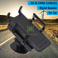 3G UMTS W-CDMA 2100Mhz Mobile Phone Car Signal Booster Cell Phone Signal Repeater Amplifier with Mount Bracket for Any Vehicle