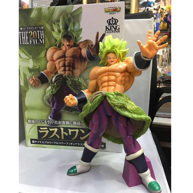 Japanese Anime Dragon Ball Z Broly figure The 20th Film Full Power Super Saiyan Broly Final A Price PVC action figure Broly toyJapanese Anime Dragon Ball Z Broly figure The 20th Film Full Power Super Saiyan Broly Final A Price PVC action figure Broly toy