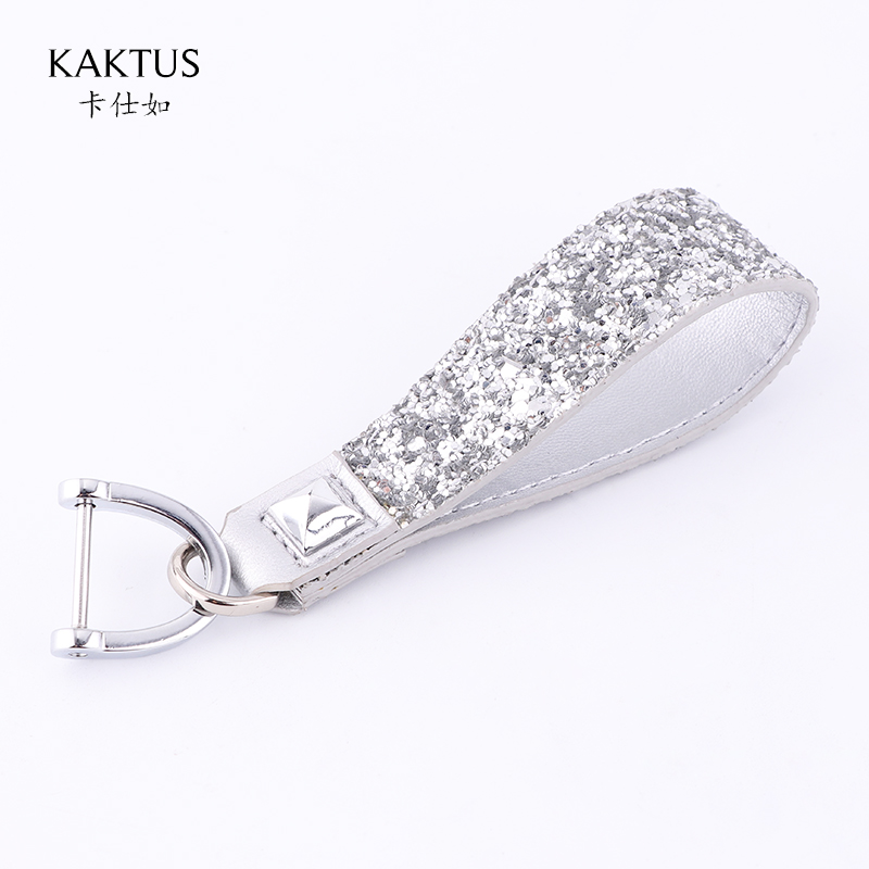 Image 5 - Diamond Car Key Cover Case For AUDI A4 B9 Q5 Q7 TT TTS 8S 2016 2017 Chain Keyring for Girls Women Gifts Artificial crystal-in Key Case for Car from Automobiles & Motorcycles