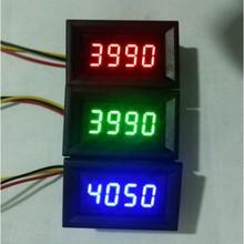 Auto motordrehzahl + volt digit meter gauge hohe genauigkeit