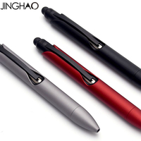 Jinghao KACO DOLPHIN Series Luxury Metal Rollerball High Quality Touch Screen Pen Stylus Ballpoint Pens for Business Gift
