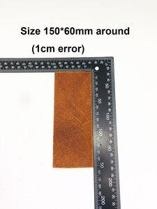 Image 5 - קידום עור השחזה Strops מטורף סוס עור פרה 1 2mm עובי תער סכין להב ליטוש השחזה