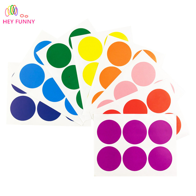 12mm Mini Dot Stickers - Assorted pastel stickers - Ideal for gift tags &  scrapbooking - Yellow, Orange, pink, purple, mint and lime-green from  SQUISHnCHIPS ...
