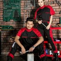 Working coveralls mens workwear mechanic uniforms workshop engineering mechanic work repairman clothes DD1140