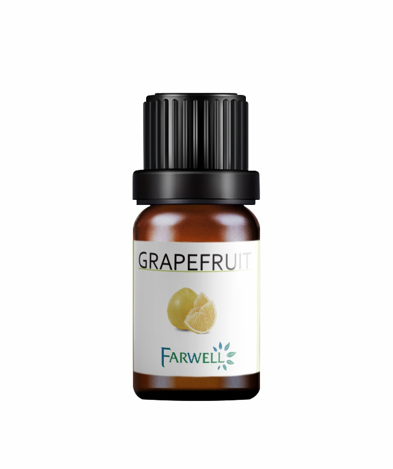 5ml Grapefruit Pure Essential Oils For Aromatherapy Diffusers Natural Essential Oil Skin Care Lift Skin Plant Fragrance Oil